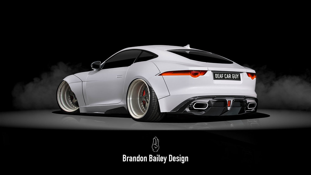 Jaguar F Type Widebody Wwwfacebookcom