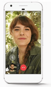 Google Duo y allo, vienen precargados en el Pixel