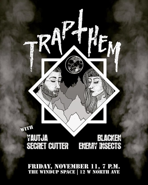 Trap Them at the Windup Space