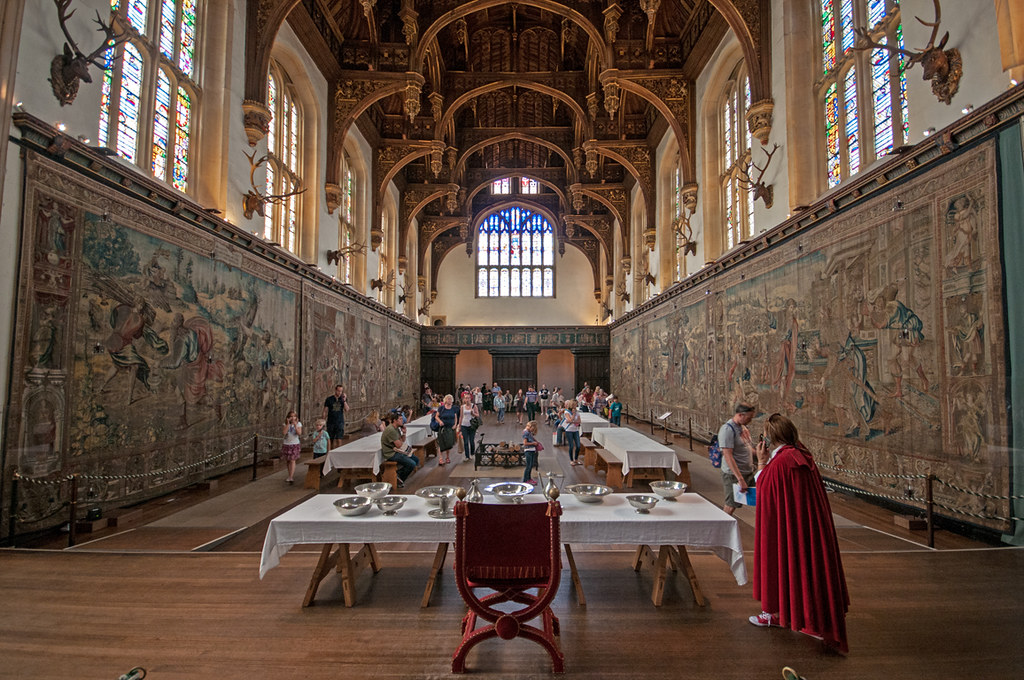 Great Hall rear  Hampton Court  bvi4092  Flickr