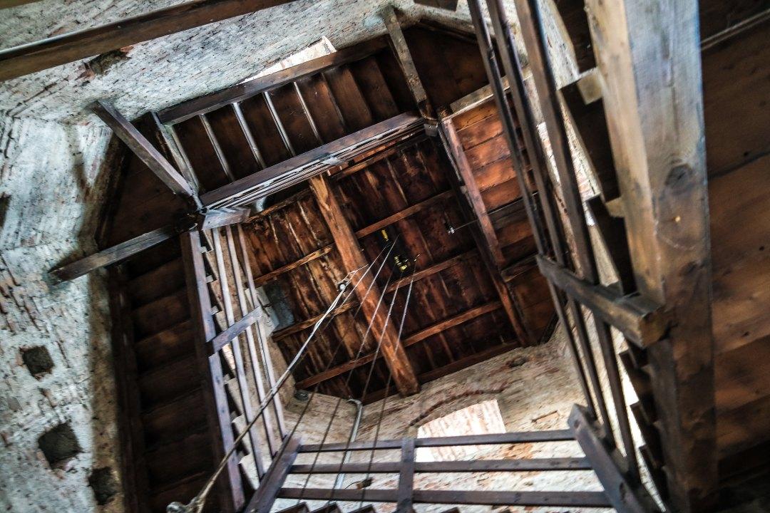 Torre del Palazzo Arese Borromeo