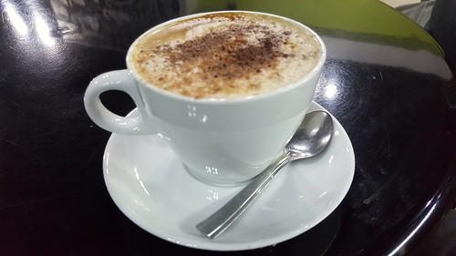 Con-Cafe invitó al Sr. Tom Karygiannis, vicepresidente de Kryptowire, a tomarse un cafecito con nosotros.