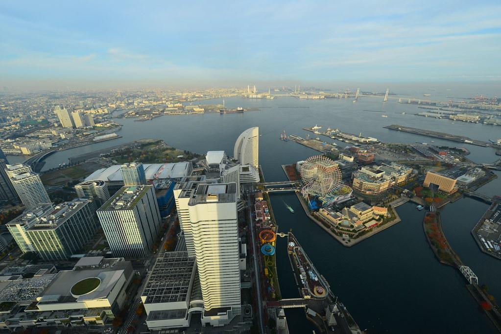 【日本】橫濱夜景指南 Yokohama Nightview, Japan - 【攝影旅者】美國國家公園與世界自助旅行遊記