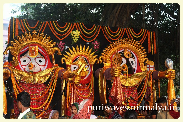 Raja Rajeswar Besha, Costume Of Lord Jagannath