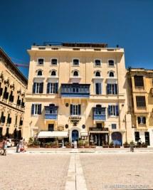 Castille Hotel - La Valletta Malta. Andrea Daidone