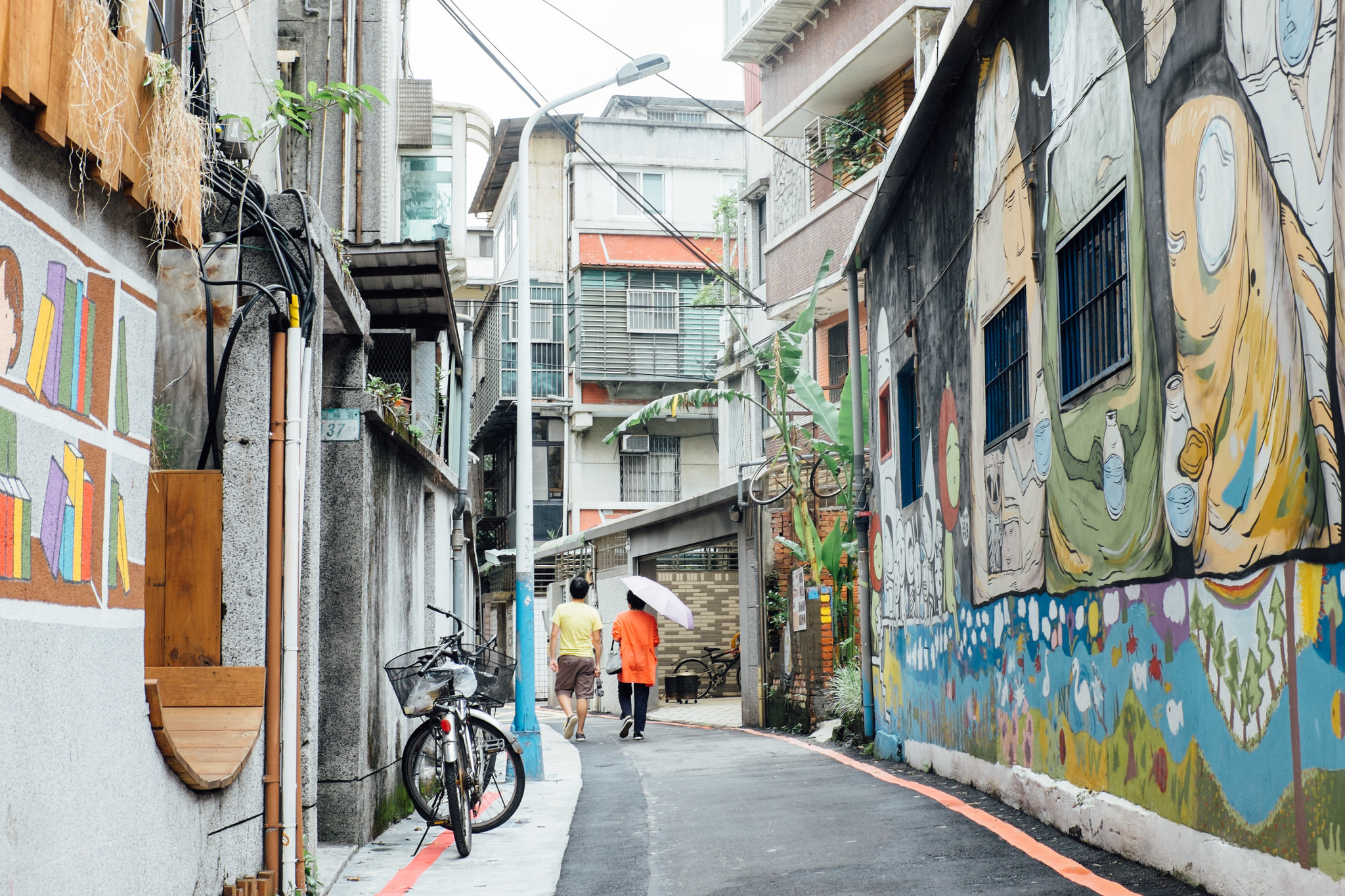 Find cheap lodging in Taipei near the University District of Shida