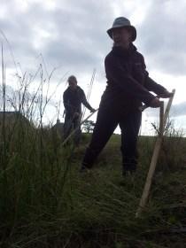 Scythe course Scotland