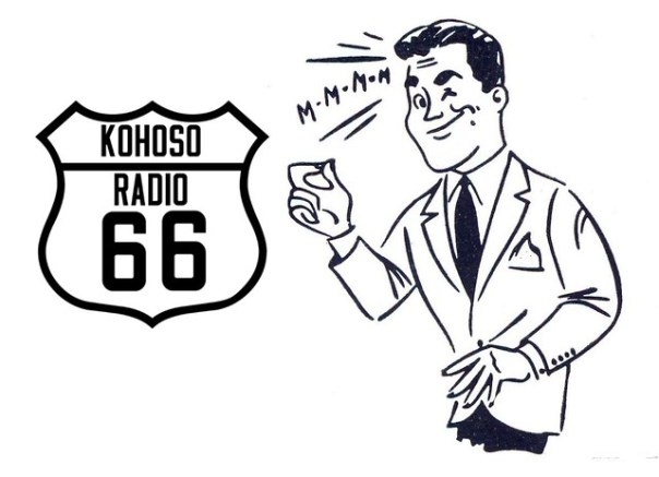 KoHoSo Radio 66 fan art
