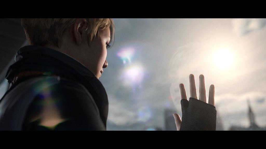 Quantic Dream Announced Detroit: Become Human 6