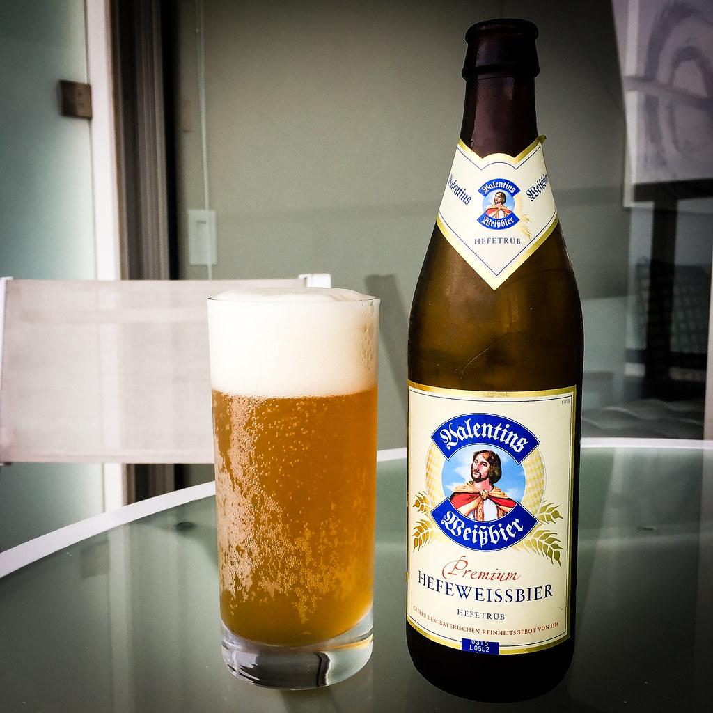 Valentins Hefeweissbier BeerABV 52 BeerBrewery