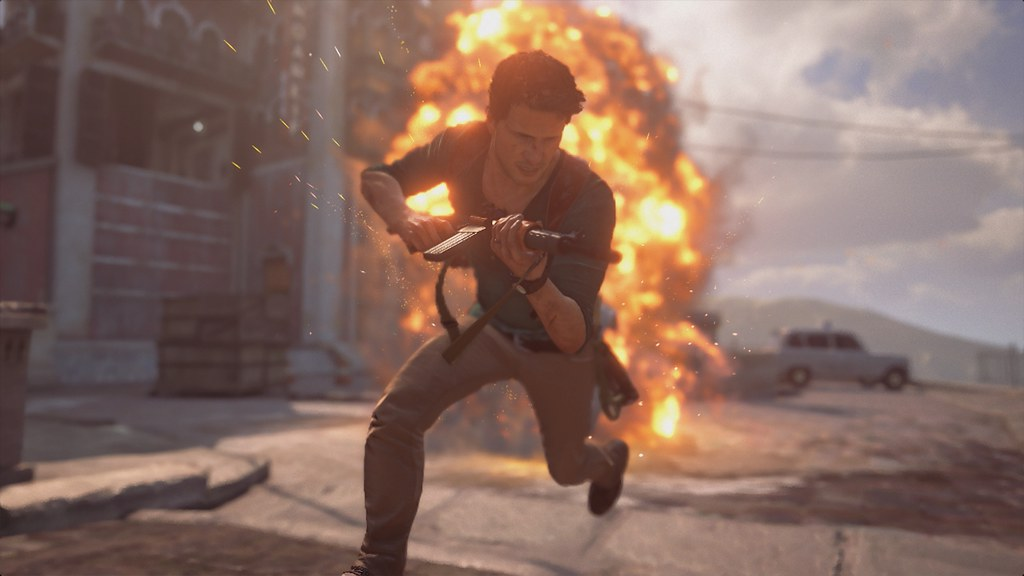 Uncharted 4: A Thief's End - Multiplayer Reveal Trailer 13