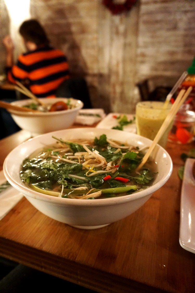 Pho vietnamese soup