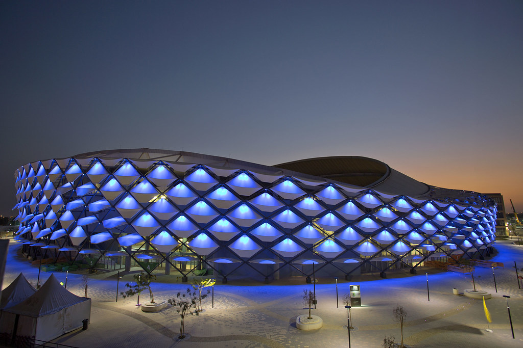 Hazza Bin Zayed Stadium Abu Dhabi City Of Al Ain United