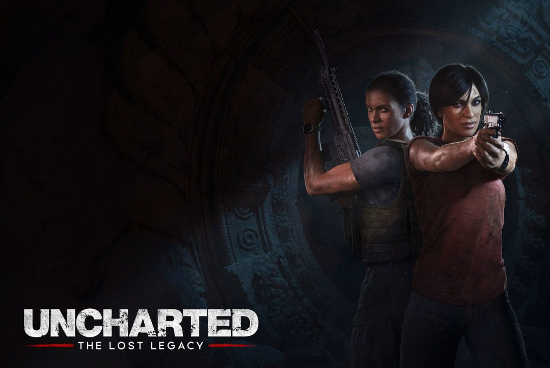 Uncharted The Lost Legacy Key Art