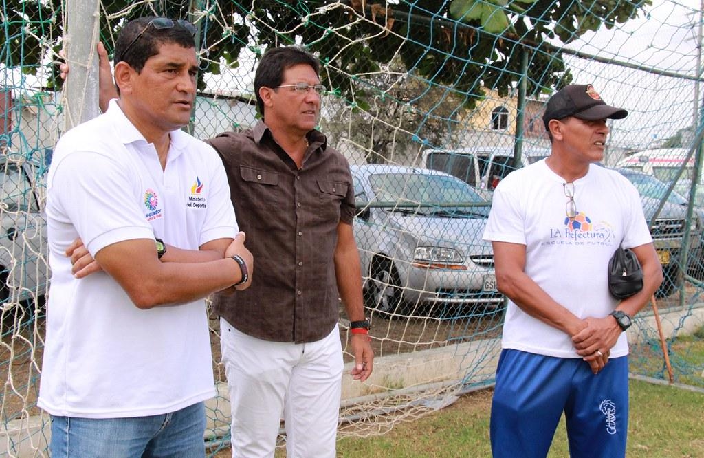 Las Leyendas Del Ftbol Ecuatoriano Carlos Luis Morales W