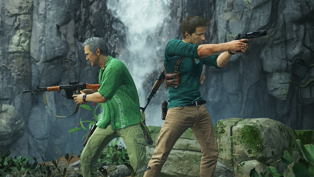 Uncharted 4: A Thief's End - Multiplayer Reveal Trailer 4