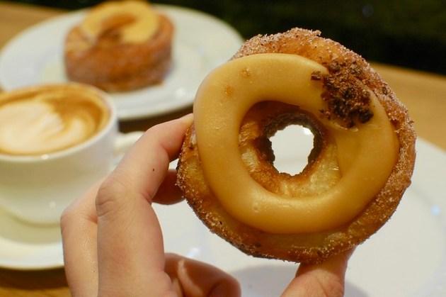 Butterscotch Cronut