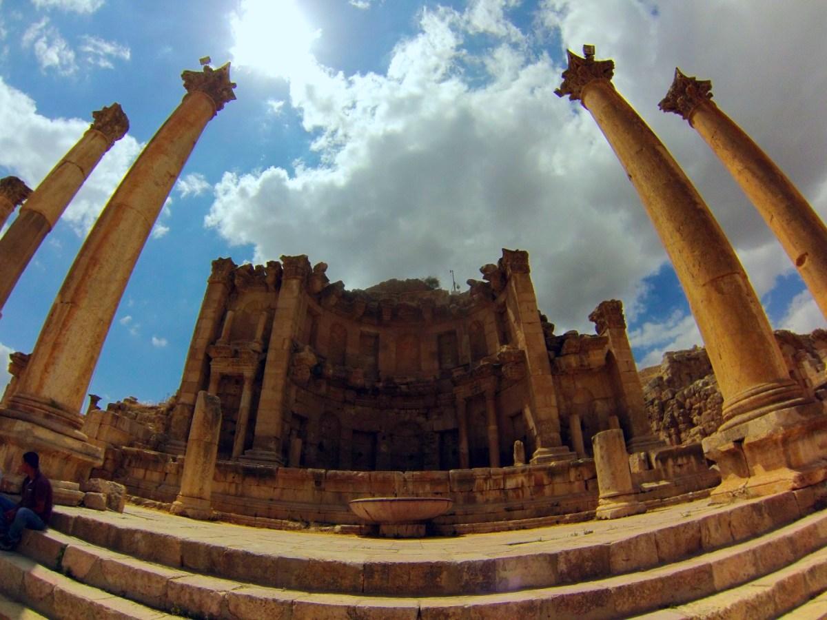 Jerash, la Roma de Jordania / Jordan - Jerash / Gerasa Jerash, la Roma de Jordania Jerash, la Roma de Jordania 29952443513 666fa40a30 o