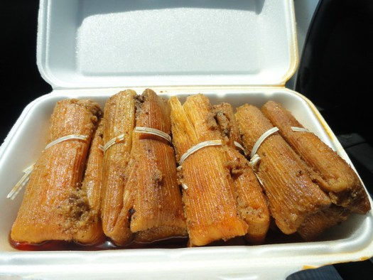 Hicks' Tamales, Clarksdale MS