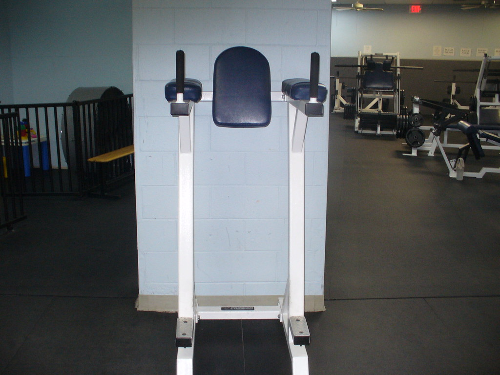 captains chair gym machine pottery barn anywhere pioneer captain 39s fitness package flickr