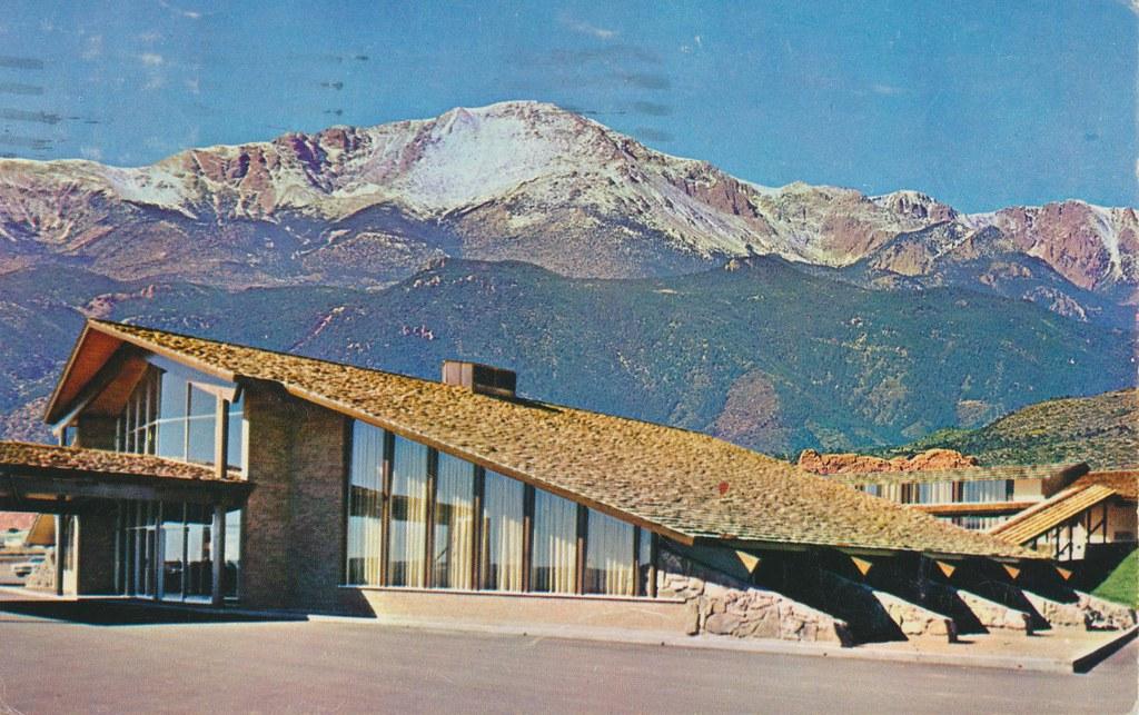 The Palmer House Colorado Springs Colorado Colorados