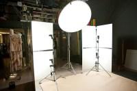 Studio lighting setup | A lighting setup is shown in The ...