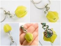 Flower | Premo frost + nail design microbeads | Anna ...
