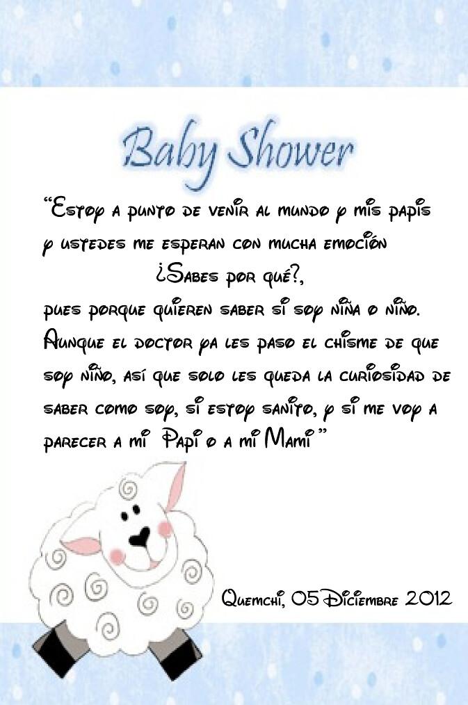 Palabras De Agradecimiento Por Baby Shower : palabras, agradecimiento, shower, Carta, Agradecimiento, Bautizo