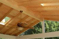 Screen Porch Cathedral Ceiling in Gaithersburg, Maryland ...