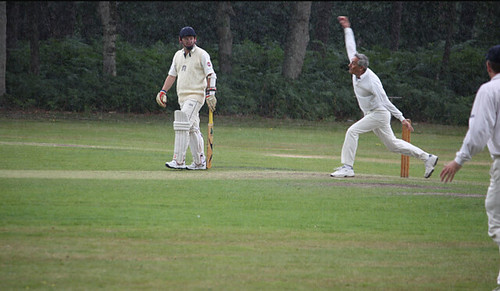 Wokingham v Reading East Cricket Match