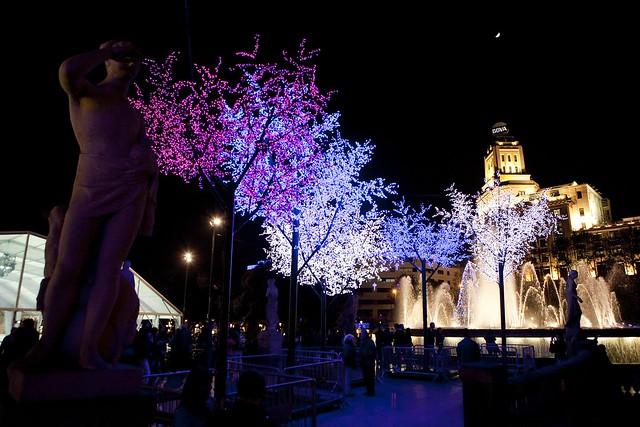 Llums de Nadal a Barcelona  Flickr  Photo Sharing