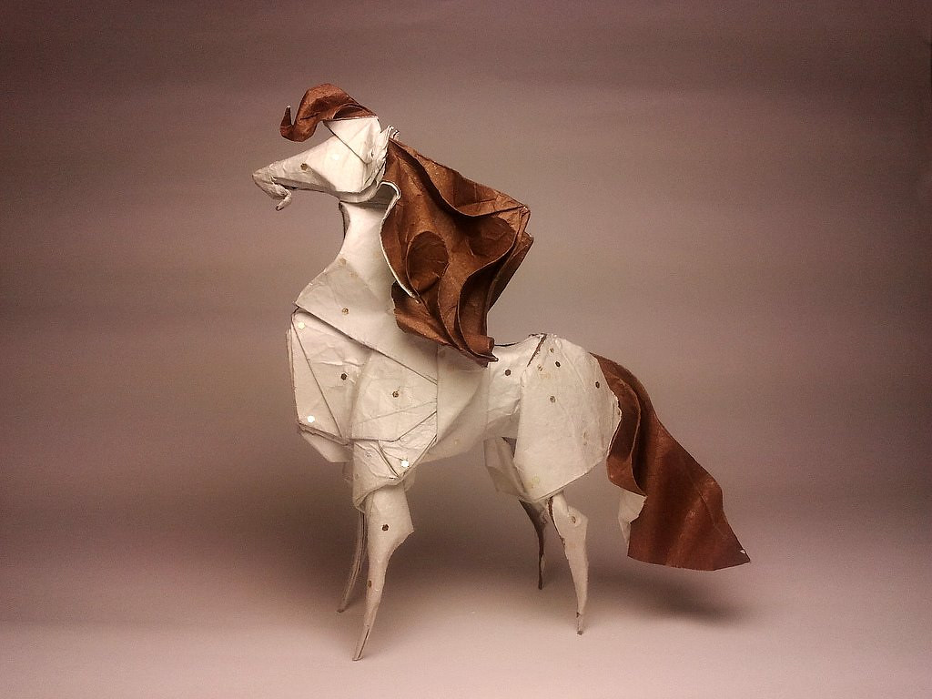 how to create a diagram 3 phase wiring homes horse | hoang tien quyet - vog: 50 hours of origami 45… flickr