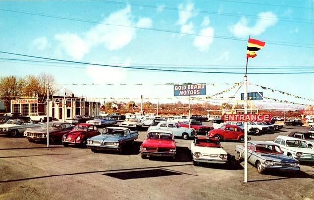 Wiring Diagram 1990 Volvo Wagon Gold Brand Motors Levittown Pa 1960s Flickr Photo