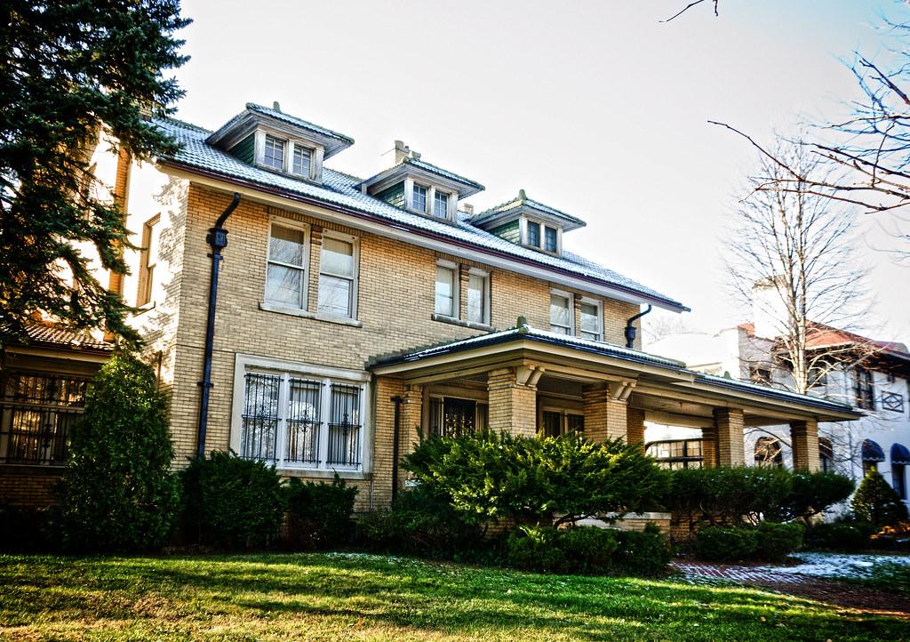 C L Franklins home 7415 La Salle Blvd Detroit MI  Flickr