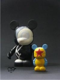 Vinylmation Custom, Pixar lamp, Pixar Luxo Jr ...