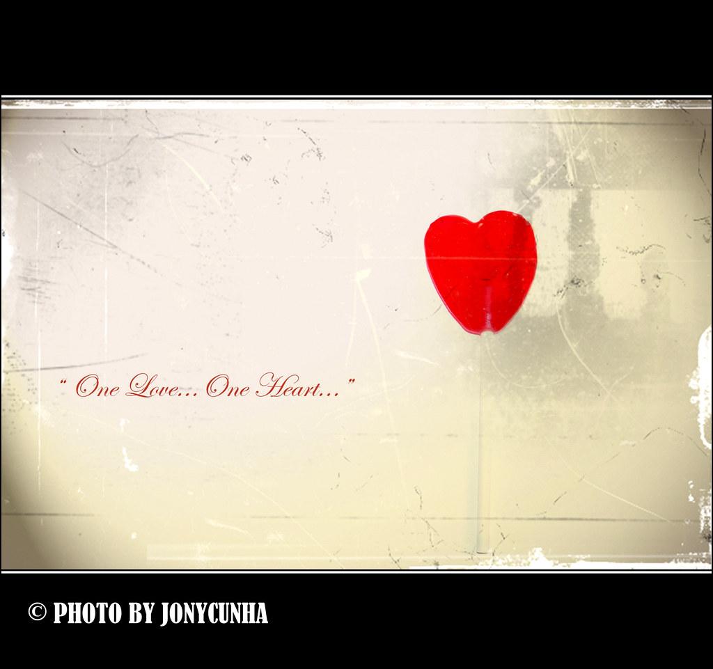 ONE LOVEONE HEART One love one heart Bob Marley