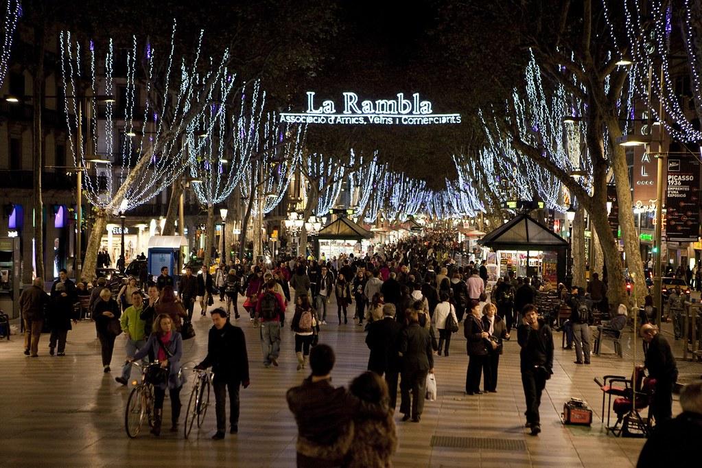 Iluminacion Nadal Barcelona
