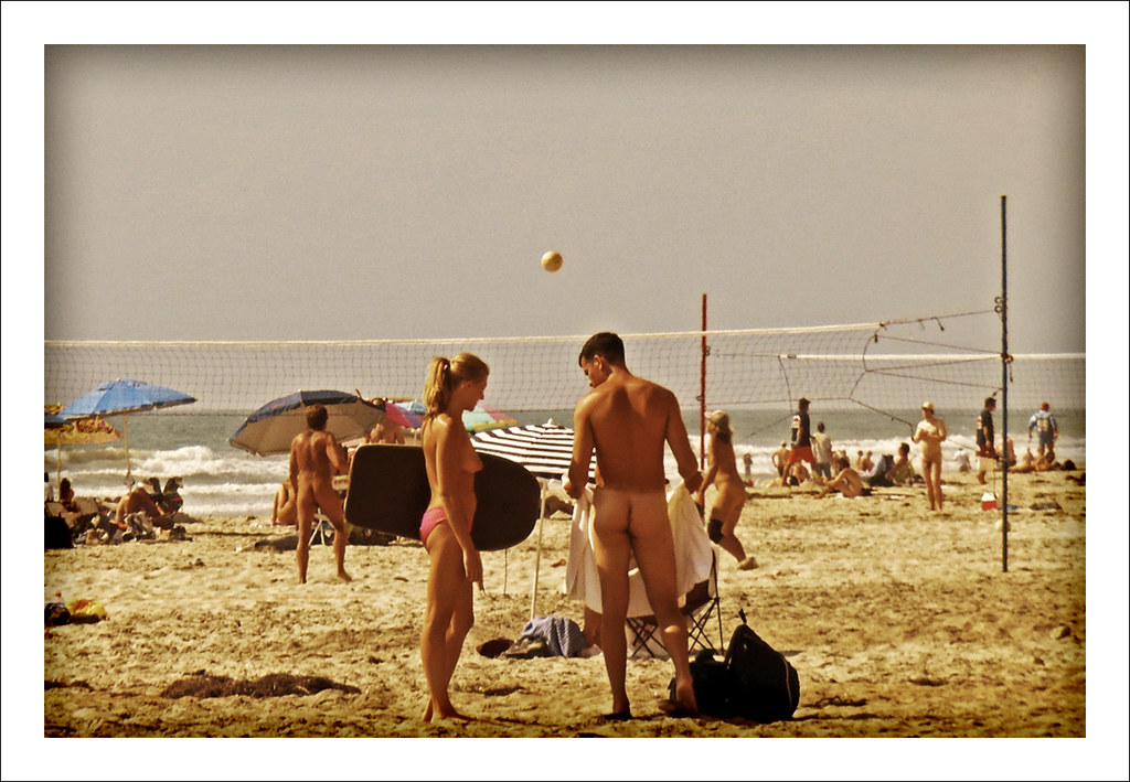 Surfers and volleyball players at Blacks  Blacks Beach S  Flickr