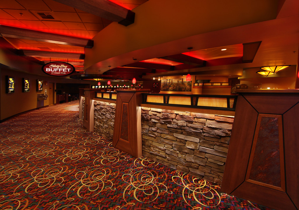 Interior Buffet Design  Casino Buffet Entrance  Interior