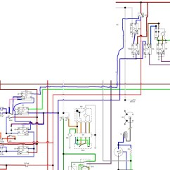 Wiring 2 Lights To 1 Switch Diagram Diagrams Lighting Circuits Australia For The Dimdip System Fitted Reliant Sst… | Flickr