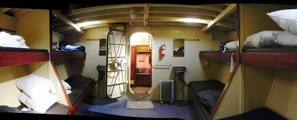 Crash Boat P520 Forward crew quarters  Location aboard   Flickr