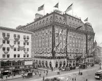 Hotel Astor ca 1909 | Best viewed at largest size to view ...
