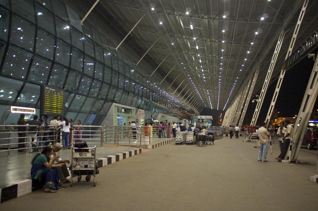 Trivandrum International Airport  Aleksandr Zykov  Flickr