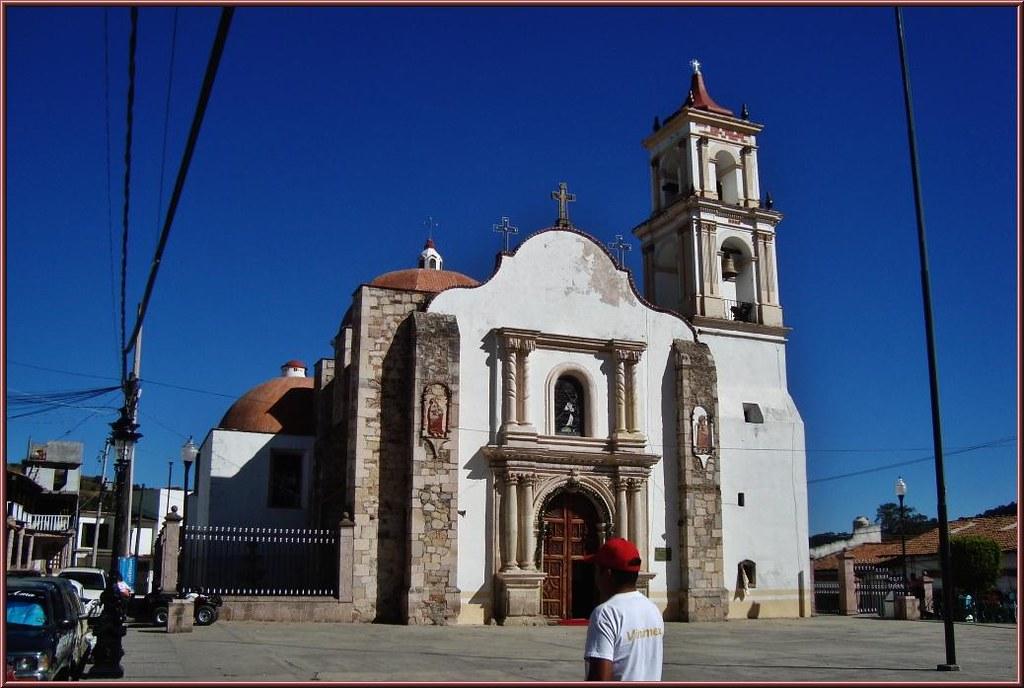 Templo de San Pedro ApstolAlmoloya de AlquisirasMxico