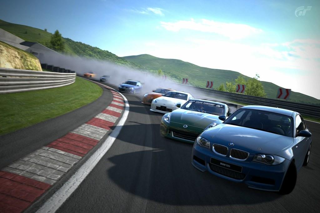 Redsuns Group Drift  Gran Turismo 5, Once Again High