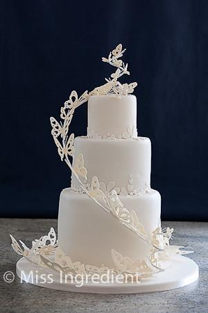 Butterfly Wedding Cake Debbie Brown Design Wwwmiss