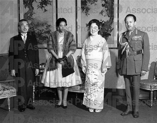 The Crown Prince Of Ethiopia And Princesses Hih Crown