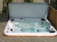 in ground bathtub hot tub in ground by freedom leisure ...