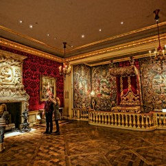 Living Room Furniture Picture Gallery Garage State Bedroom In The Style Of Louis Xiv. | This Is ...