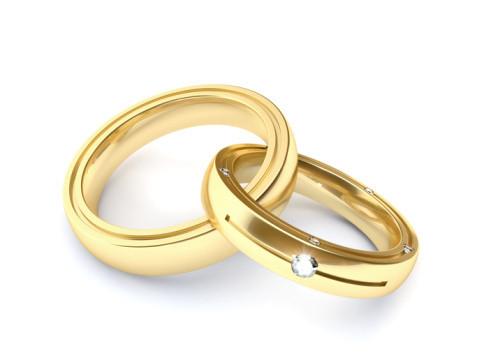 Goldene Ringe Hochzeit Hochzeitserinnerungen Fotobuch